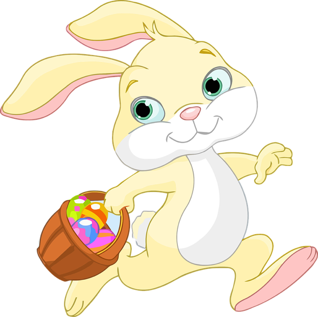 Description: Easter, Bunny, Rabbit, Animal